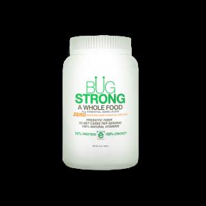 Bug Strong 1/4 Pound Jar