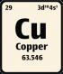Cricket Powder Copper